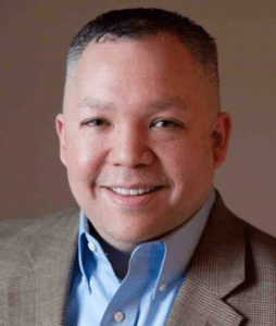 Steve Sablan Chief Operating Officer headshot